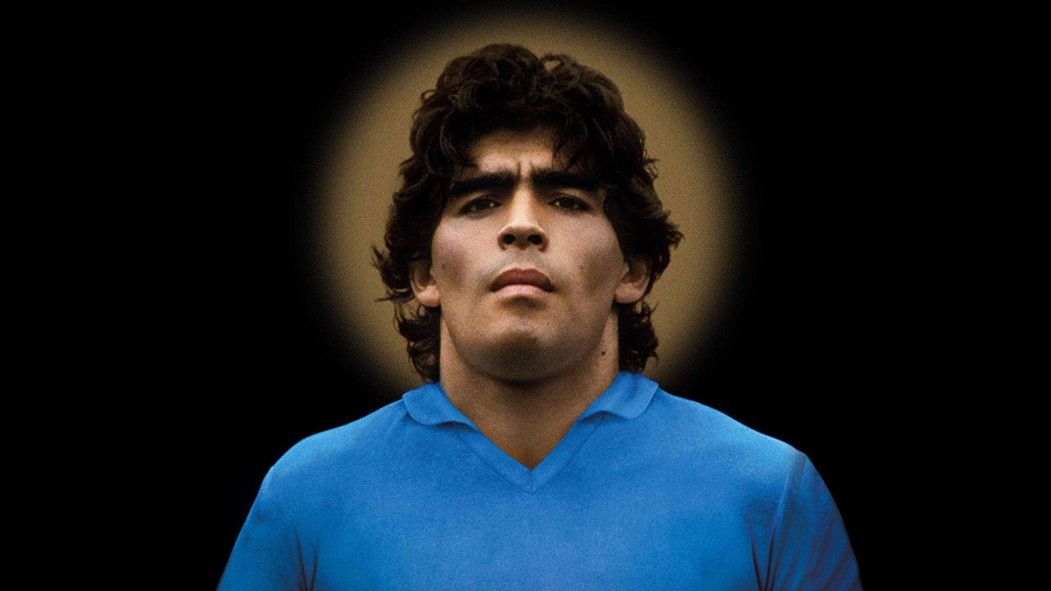 Rai 3 Diego Maradona - Presentazione di Massimo Ranieri