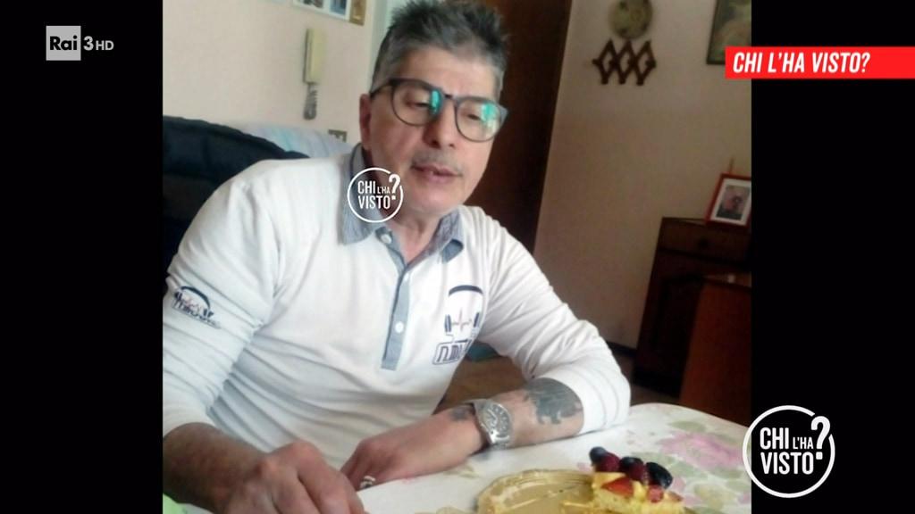 La scomparsa di Claudio Nilo Serafini - Chi l'ha visto? - 16-12-2020
