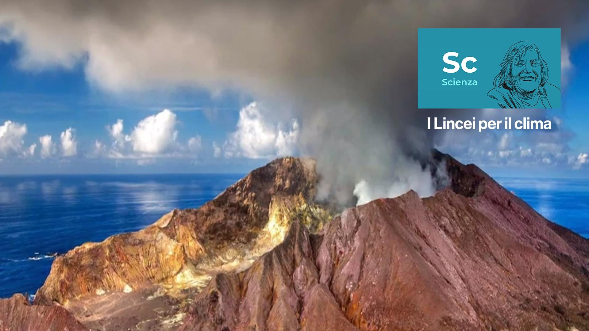 Rai Scuola Le serie di Rai Cultura. I Lincei per il clima - Le rocce ci raccontano il clima negli ultimi 700 milioni di anni