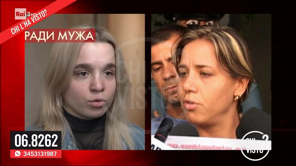 Denise Pipitone: chi è la giovane donna russa rapita da bambina? - Chi l'ha visto? - 31-03-2021