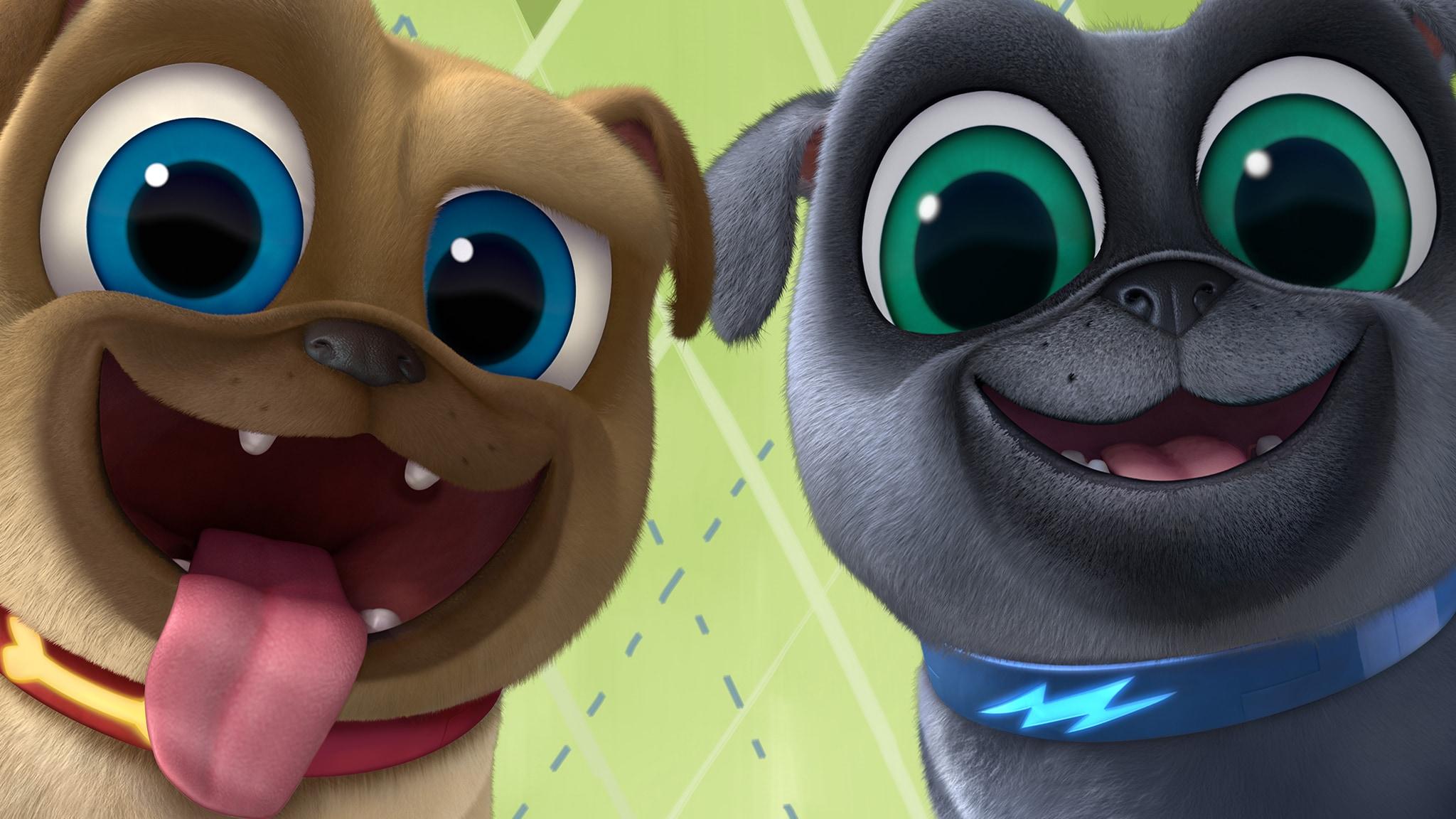 Rai Yoyo Puppy Dog Pals 3  - Ep.65