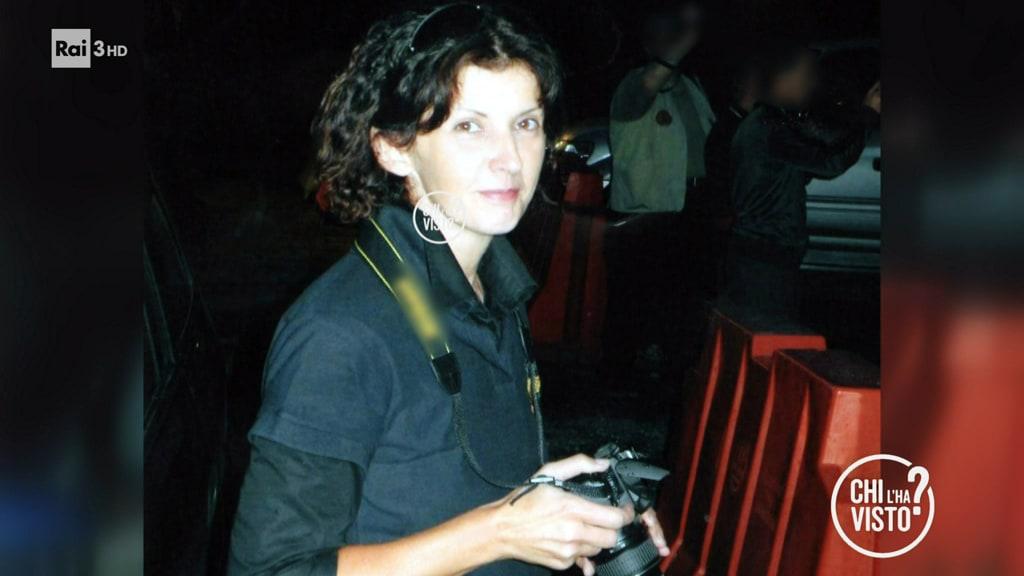 Paola Landini ritrovata per caso  - Chi l'ha visto? - 12/05/2021