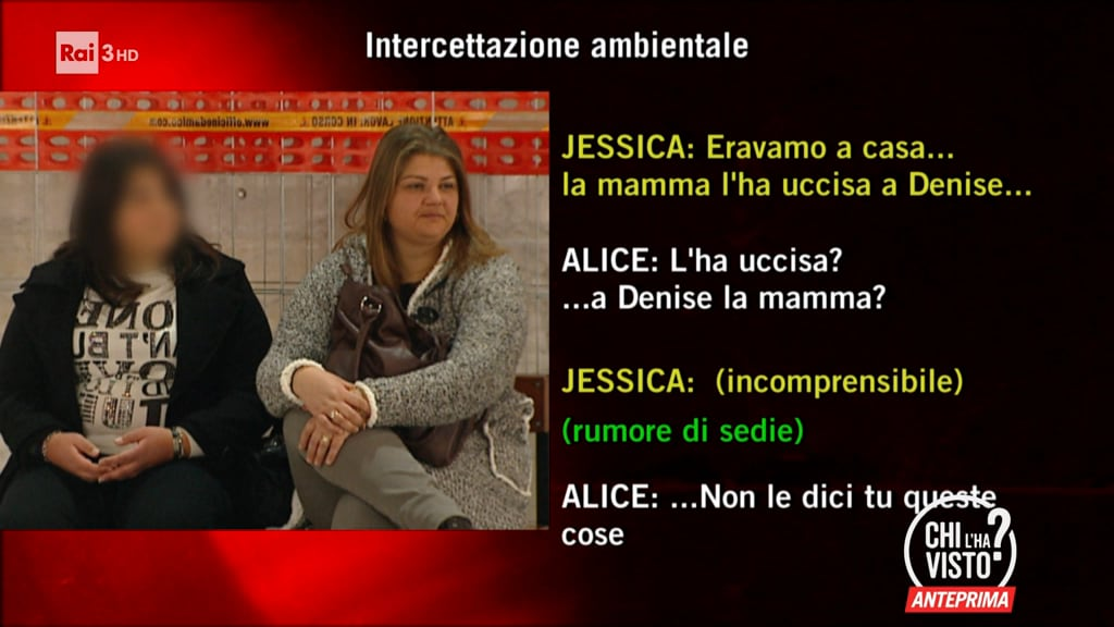 Denise Pipitone: Jessica, l'ex e le galline - Chi l'ha visto? - 26/05/2021