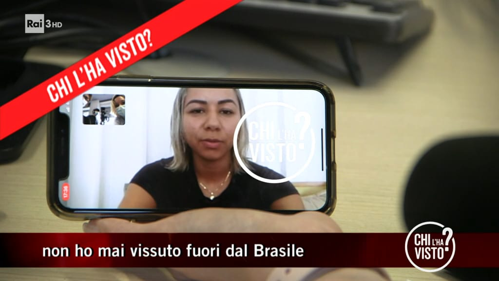 """Denise Pipitone: L'ultima segnalazione social, """"non sono Denise"""" - Chi l'ha visto? - 26/05/2021"""