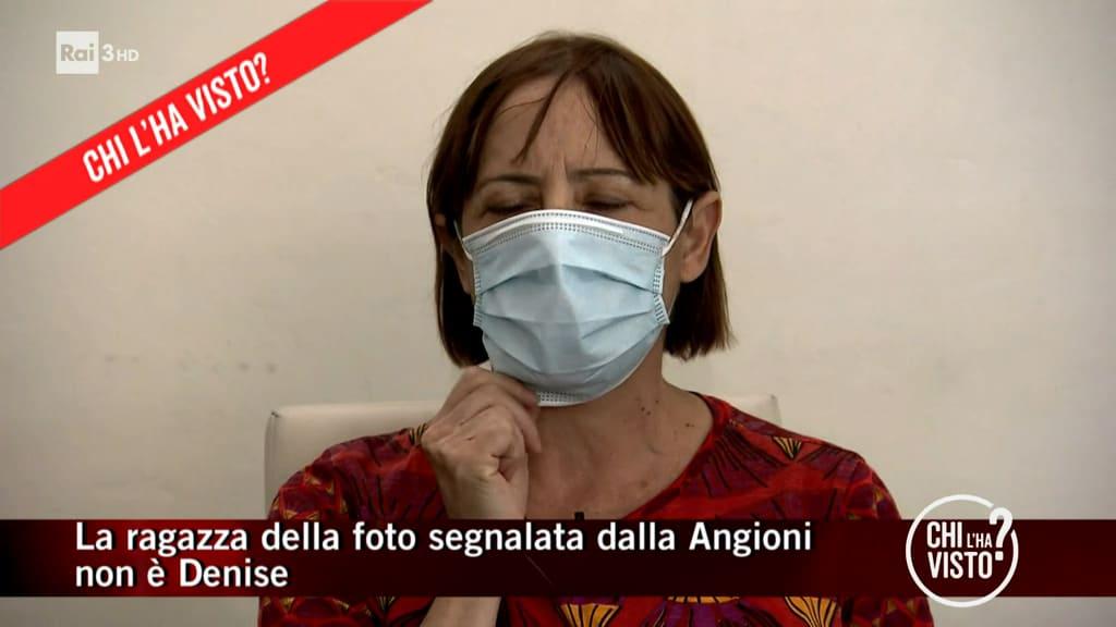 """Denise Pipitone, l'ex pm Angioni: """"Ecco perché sono indagata - Chi l'ha visto? - 23/06/2021"""