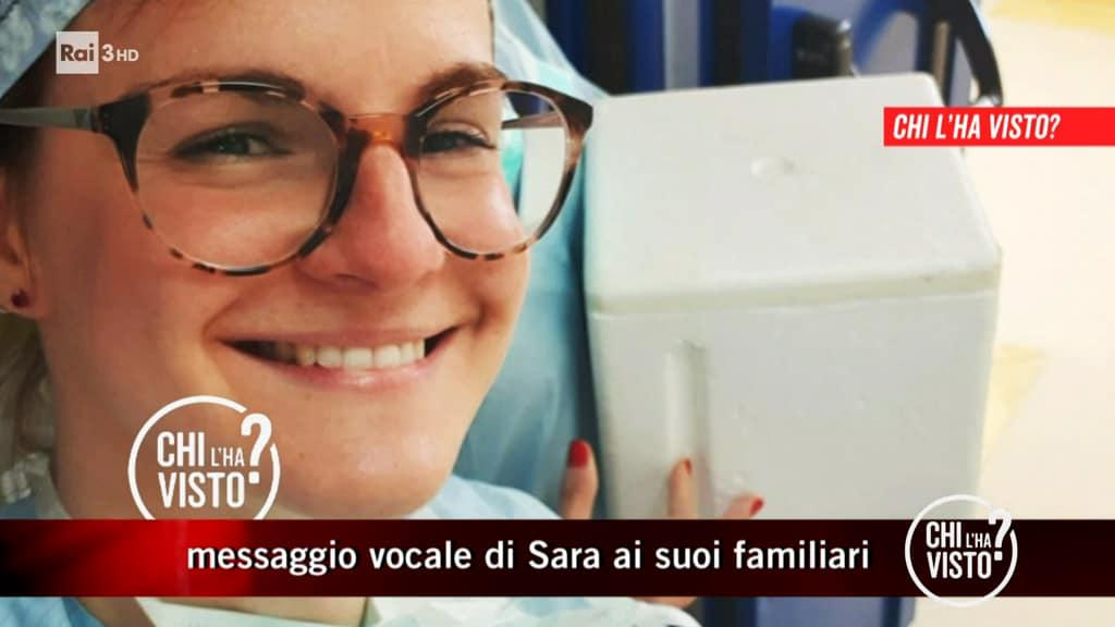 La scomparsa di Sara Pedri legata ai problemi nell'ospedale? -  Chi l'ha visto? - 30/06/2021