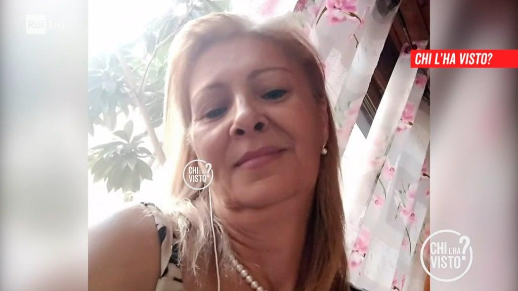 """La scomparsa di Marina Castangia: """"Una conoscente dice di averla vista viva"""", appello del procuratore - Chi l'ha visto? - 07/07/2021"""