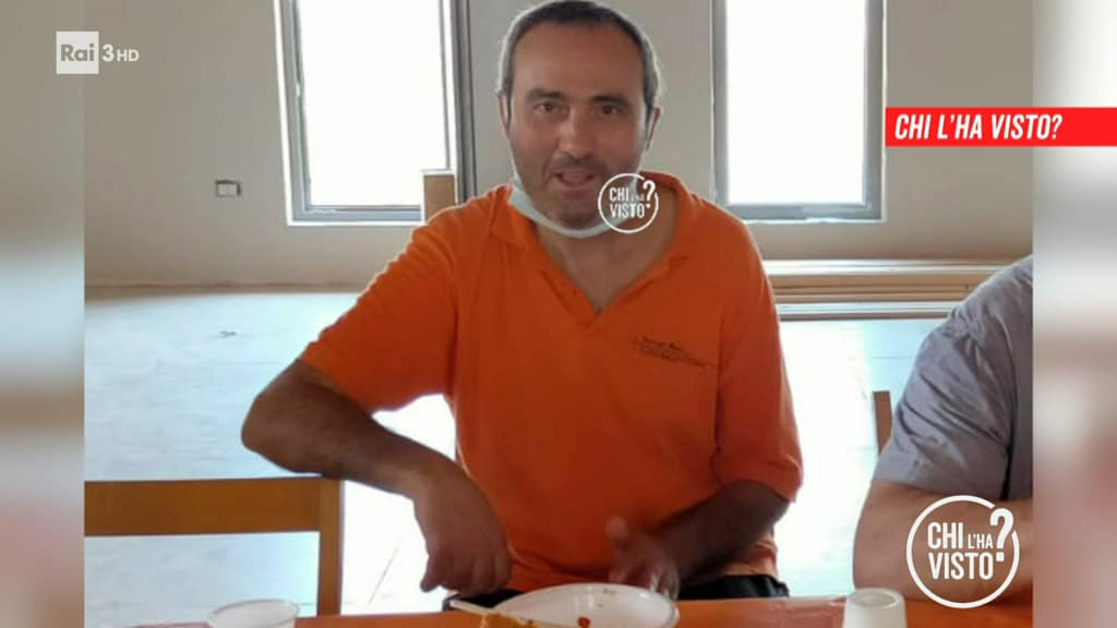 La scomparsa di Antonio Moscatiello - Chi l'ha visto? - 07/07/2021