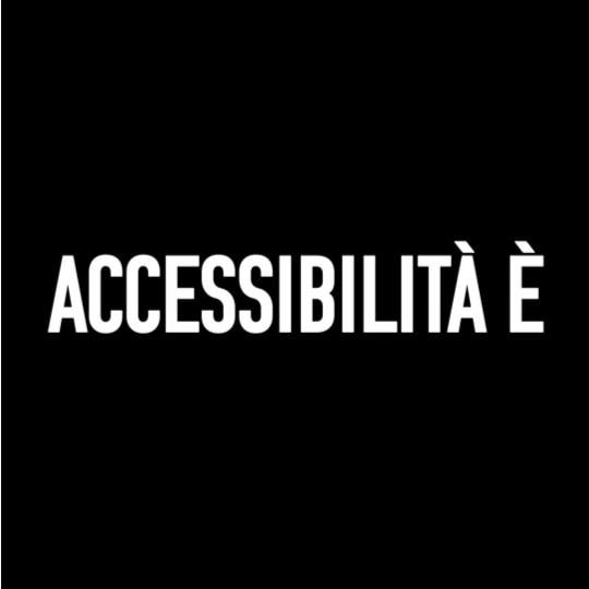 Vai a 'Accessibilità è'