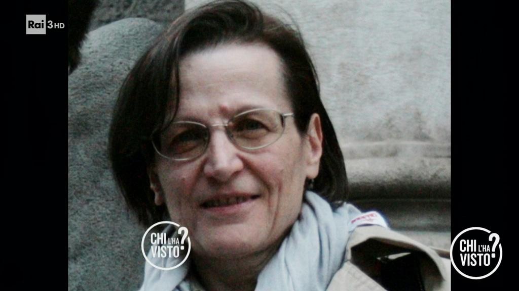 """La scomparsa di Giovina Mariano: """"L'hanno cercata, ma non a """"Chi l'ha visto?"""" - Chi l'ha visto? - 13/10/2021"""