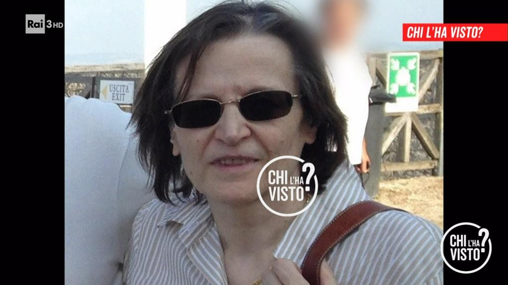 """La scomparsa di Giovina Mariano: appello di nove cugini di Gioia a """"Chi l'ha visto?"""" - Chi l'ha visto? - 20/10/2021"""