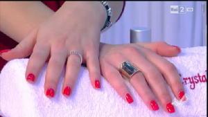 Video 00 14 11 · Morena Mazzaron propone una ricostruzione per unghie - Detto  fatto ... 4fe81204fc14
