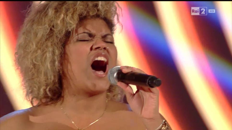 Jennifer Vargas Antela - #TeamKilla - The Voice of Italy