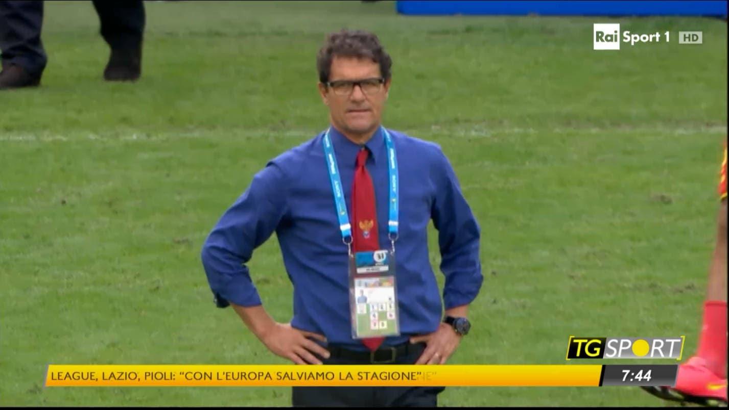 Capello per il dopo Conte  - VIDEO - Calcio - RaiSport 1a150cf0a320