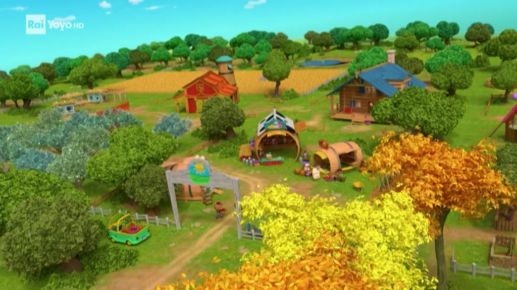 Gatti su rai yoyo il cartone animato del papà delle winx u tvzap