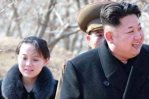 Olimpiadi: l'arrivo della sorella di Kim Jong Un a Peyongchang