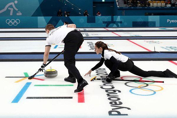 Olimpiadi, Curling: ecco le semifinaliste del torneo di doppio misto
