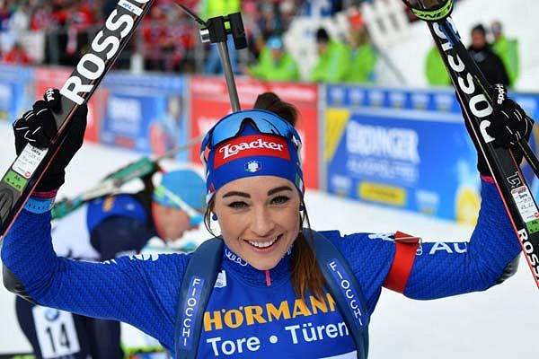 Olimpiadi PyeongChang, Nicole Gontier 44° nella sprint del biathlon