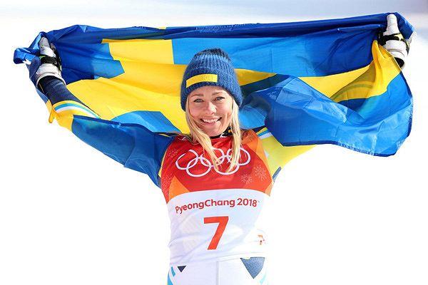 Hansdotter oro nello slalom, Shiffrin a secco