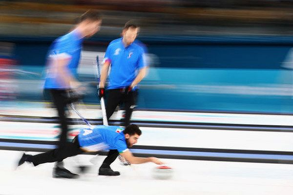 Curling, Italia ko con la Svezia: azzurri eliminati dal torneo olimpico