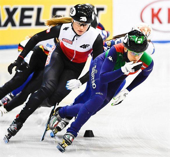 Olimpiadi, primo oro italiano: Arianna Fontana trionfa nello short track
