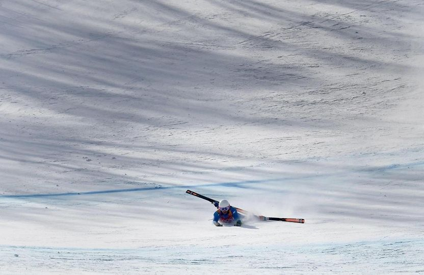 Sci, Michelle Gisin vince la combinata. Seconda Shiffrin, giù le azzurre