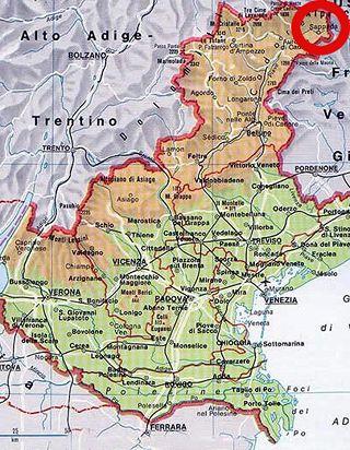 Cartina Del Veneto E Friuli.Sappada Lascia Il Veneto Per Il Friuli Venezia Giulia La Ratifica 10 Anni Dopo Il Referendum Photogallery Rai News
