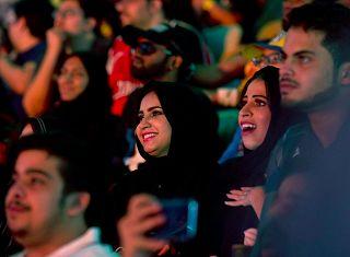 incontri in Arabia Saudita cultura