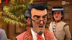 Zorro la leggenda triplo zorro video raiplay