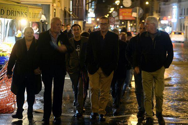 Roma. Alcune vittime di abusi del clero australiano (GettyImages)