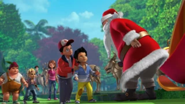 Babbo Natale 7 Cervelli.Le Nuove Avventure Di Peter Pan Natale Sull Isola Che Non C E Video Raiplay