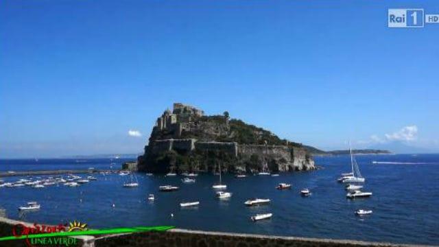 """Risultati immagini per """"LINEA VERDE ESTATE"""" su RAI play isola d'Ischia"""