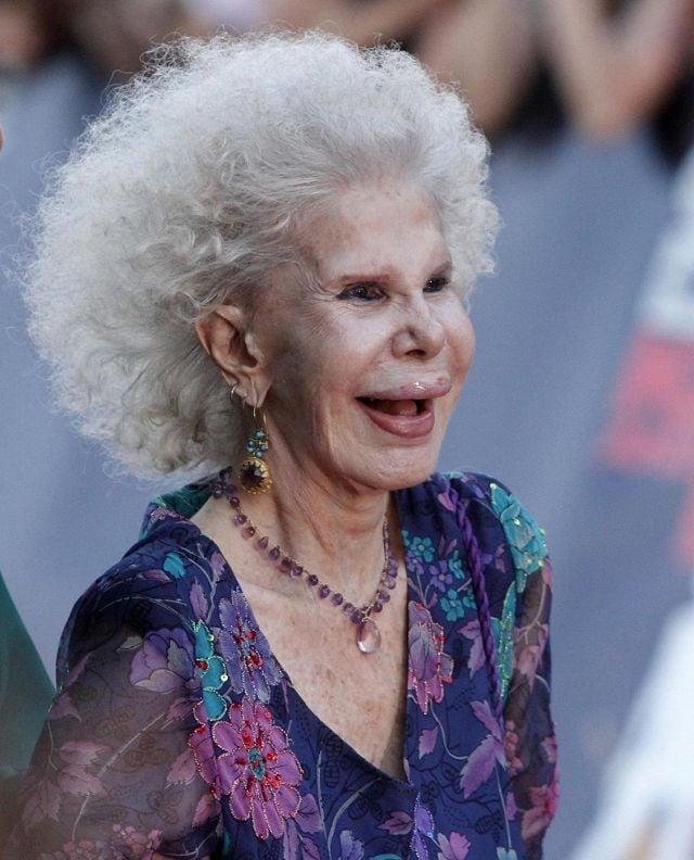 Spagna: addio alla Duchessa d'Alba, la donna più titolata al
