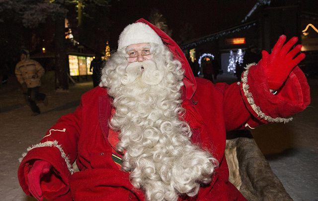 Lapponia E La Casa Di Babbo Natale.Dove Vive Babbo Natale Photogallery Rai News