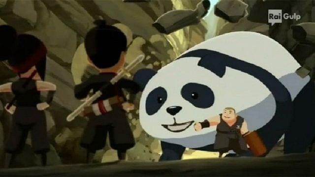 Mini ninjas il pandakuji video raiplay