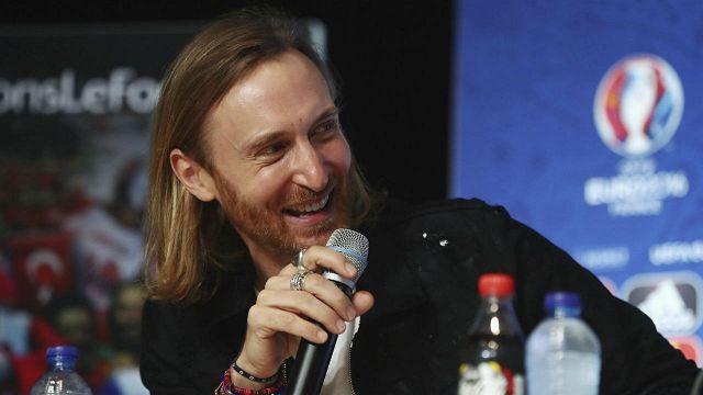 Europei 2016, su Rai 4 il concerto di David Guetta