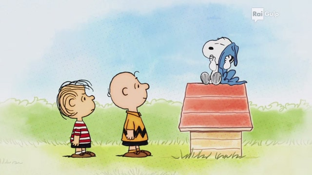 Peanuts dipendenza da coperta video raiplay