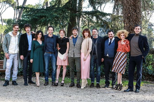 Tra Noir E Sovrannaturale Arriva Su Rai2 La Nuova Fiction