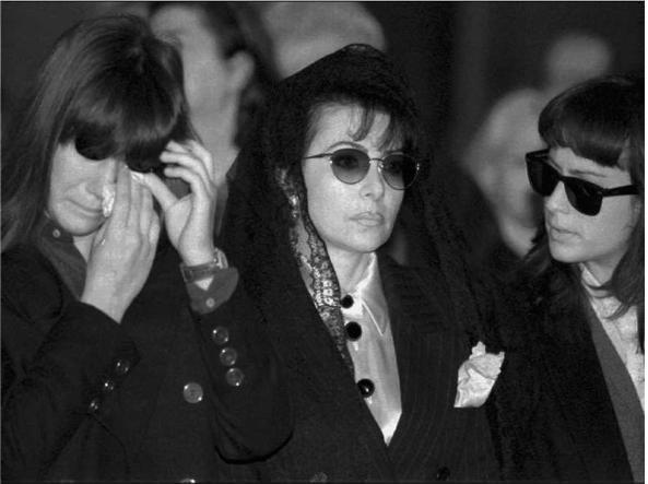 832918d084 Patrizia Reggiani, moglie di Maurizio Gucci. Condannata a 26 anni per  l'omicidio