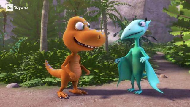 Il treno dei dinosauri la migliore babysitter di sempre