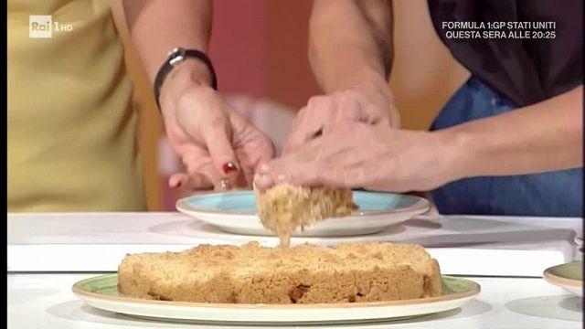 Domenica In Torta Di Mele Croccante Video Raiplay