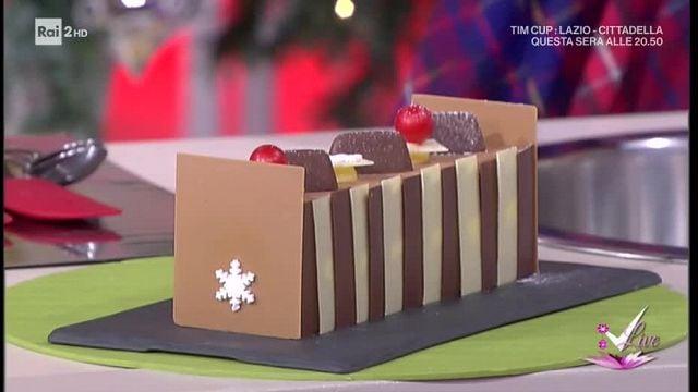 Tronchetto Di Natale Detto Fatto 2019.Detto Fatto Tronchetto Al Gianduia Video Raiplay