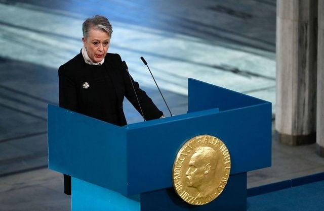 Oslo, cerimonia di consegna del premio Nobel per la pace