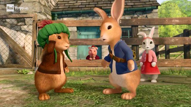 Peter coniglio storia di un maialino avventuroso video raiplay