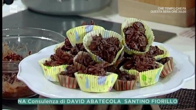 Domenica In Rose Di Cioccolato E Praline Super Rapide Di Benedetta