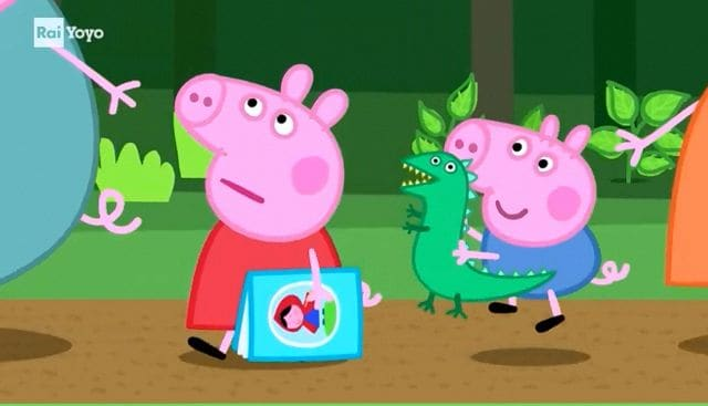 Peppa pig c era una volta video raiplay