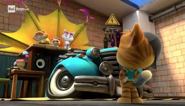 44 gatti la ricetta segreta di nonna pina video raiplay