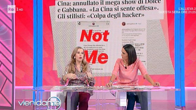 9ad6add4ae951 Vieni da me - Il tg di Vieni da me con Rosanna Cancellieri - 22 11 ...