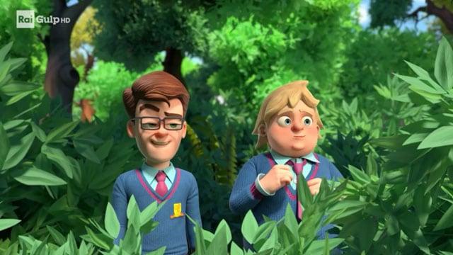 Dennis and gnasher scatenati lo yeti video raiplay