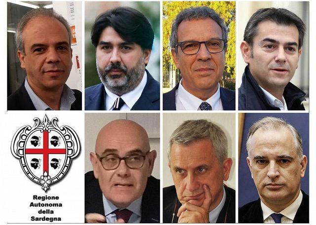 Elezioni Regionali Sardegna Una Poltrona Per Sette Photogallery